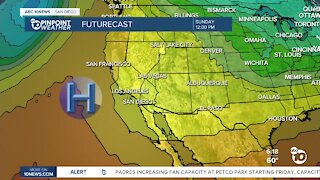 ABC 10News PinPoint Weather With Meteorologist Angelica Campos