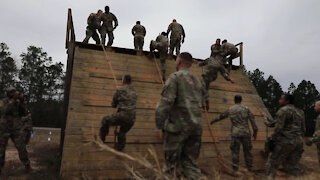 Army Best Medic Competition Obstacle Course Validation