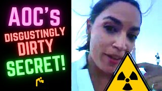 GROSS! Alexandria Ocasio-Cortez Takes It TOO FAR