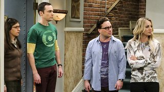 'Big Bang Theory' Star Johnny Galecki Reacts To Finale Date - Video
