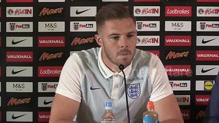 England's goal keeper Jack Butland has no security concerns - Video