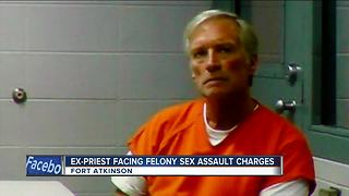 Former Fort Atkinson priest faces sexual assault charges - Video