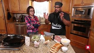Big Mama's cornbread stuffing with Elissa the Mom | Rare Life - Video