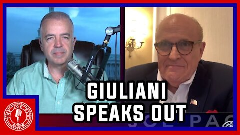 Rudy Giuliani on What REALLY Happened Jan 6th - And What's Next!