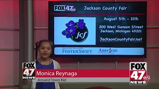 Around Town Kids 8/3/18: Jackson County Fair - Video