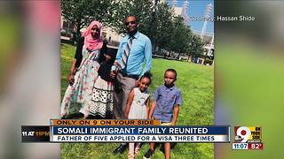 Florence man spent years trying to bring his family to the United States - Video