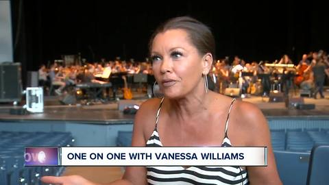The Buffalo connection to actress-singer Vanessa Williams that you didn't know about