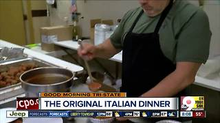 Sacred Heart Church Italian dinner is a Cincinnati tradition - Video