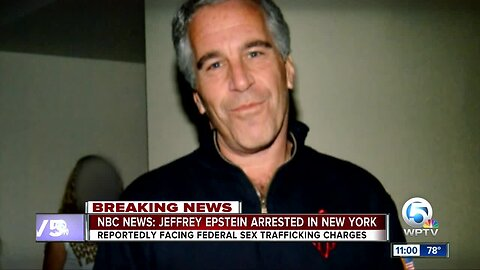 Billionaire Jeffrey Epstein arrested and accused of sex trafficking minors, sources say