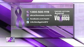 Positively Tampa Bay: Taking Action Against Domestic Violence - Video
