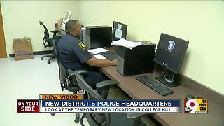 New District 5 police HQ