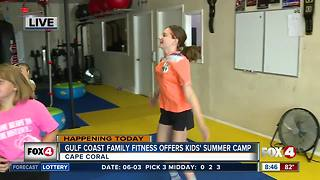 Gulf Coast Family Fitness Center offers summer camp for kids
