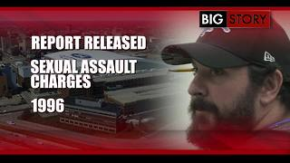 Lions coach Matt Patricia on sexual assault allegations: 'I was innocent then and I am innocent now' - Video