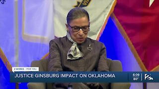 Remembering Ruth: Ginsberg's impact on 1970s Oklahoma beer law