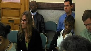 City Council and state officials discuss closing down the Pogue Center - Video