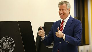 NYC Mayor Bill De Blasio Enters 2020 Presidential Race