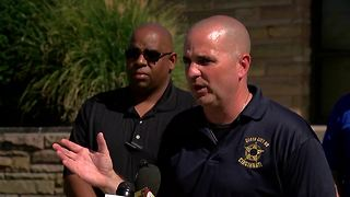 Full speech: FOP president demands better working conditions for District 5 officers - Video