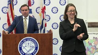 Mayor Cranley announces citywide curfew for Sunday, Monday