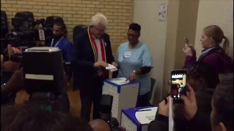 SOUTH AFRICA - Cape Town - Alan Winde's promises as premier of the Western cape. (Video) (Qnc)