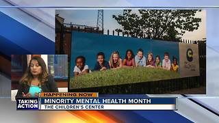 Mental Health Resources and Services Available at The Children's Center
