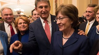 Manchin Endorses Susan Collins