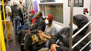 MTA Disinfecting NYC Subways With UV Lights
