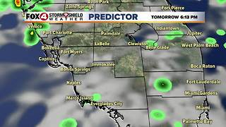 Lower Rain Chance This Week - Video