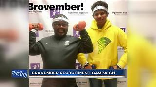 Big Brother's, Big Sister's Brovember Recruitment Campaign - Video