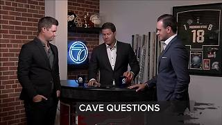 Taking Cave questions on the 7 Sports Cave