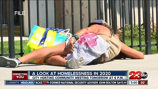 Kern County homeless initiatives continue through 2020