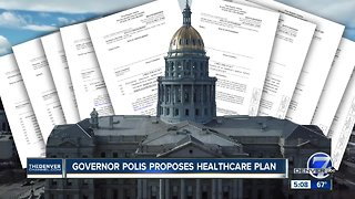Colorado governor's office unveils roadmap for saving Coloradans money on health care