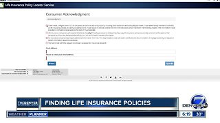 Finding life insurance policies