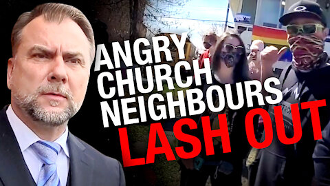 """""""If they're going after the church, you are not exempt"""": Neighbours target Pastur Artur's church"""
