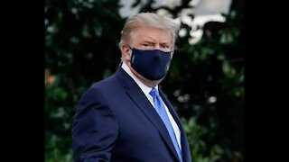 President Trump Tests Positive For COVID 19