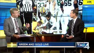 Wayne Larrivee discusses Davante Adams injury - Video