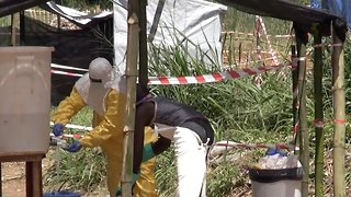 First Urban Case Of Ebola Confirmed In Congo Outbreak - Video