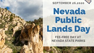 Nevada Public Lands Day celebrating with no park fees