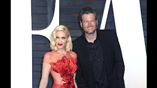 Gwen Stefani and Blake Shelton have already celebrated Thanksgiving