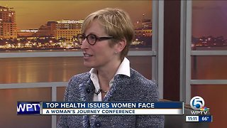 Top health issues women face