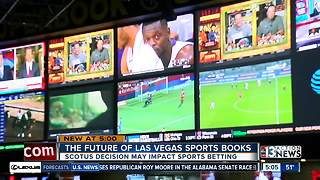 Fight to legalize sports betting could benefit Nevada - Video