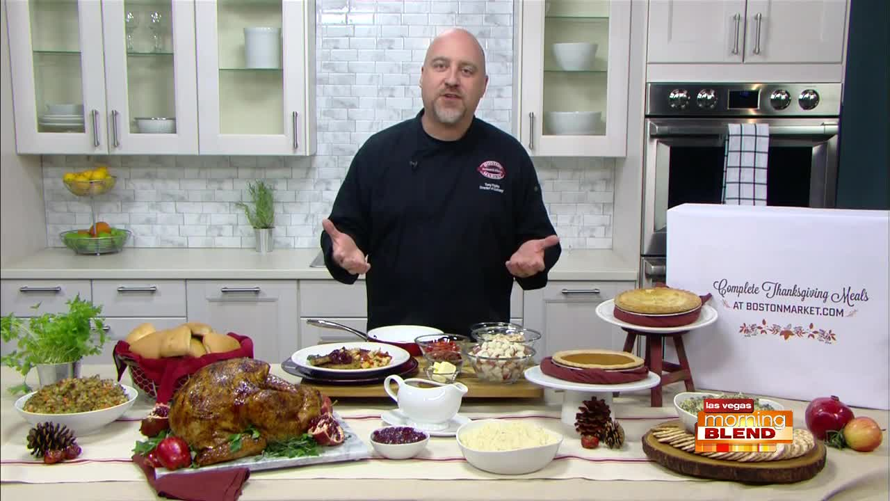 Creating A Perfect Thanksgiving Meal