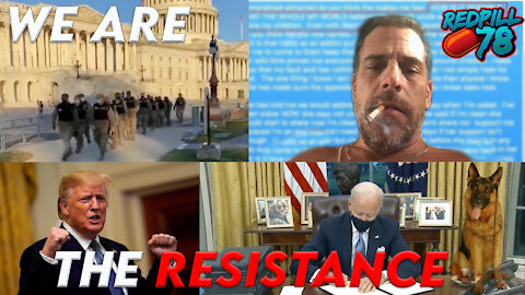 We Are the Resistance - Never Quit