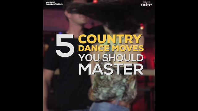 5 Country Dance Moves You Should Master SuX7D2ph