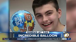 Balloon has lasted 18 years? - Video