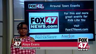 Around Town Kids 6/8/18: Juneteenth Celebration - Video