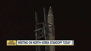 As North plans missile launch, US, S. Korea ready war games