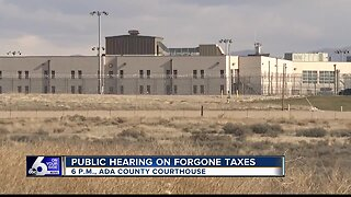 Ada County holding public hearing on foregone taxes
