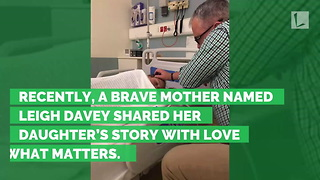 Mother Shares Gut-Wrenching Photo of 12-Year-Old Daughter After School Bullying Won't Stop - Video