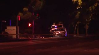 2 women hit by car while walking across Fort Apache Road