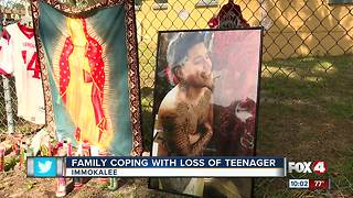 Family Coping with Loss of Teenager - Video